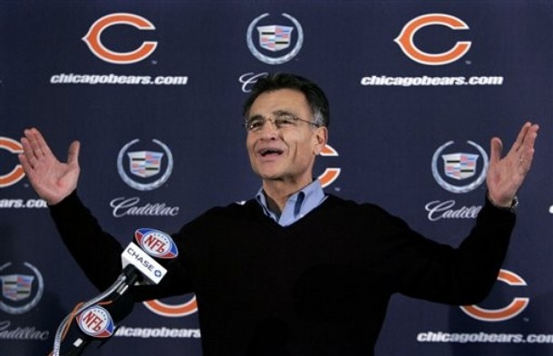 Jerry Angelo Chicago Bears